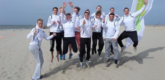 Het team van Evenementenbureau Scheveningen