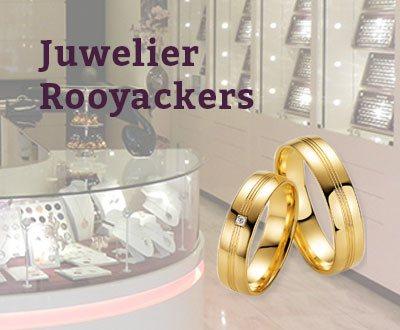 Juwelier Rooyackers in Brabant: Trouwringen specialist
